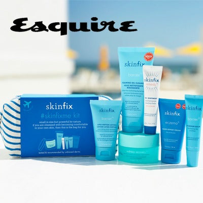 Esquire - Skinfix #Skinfixme Starter Kit Press Feature