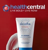 HealthCentral Skinfix Remedy+ 911 Ointment Press Feature