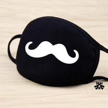 Charger l'image dans la galerie, Masque anti-pollution moustache