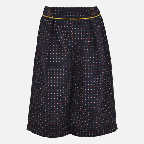 Willow: Navy Culottes