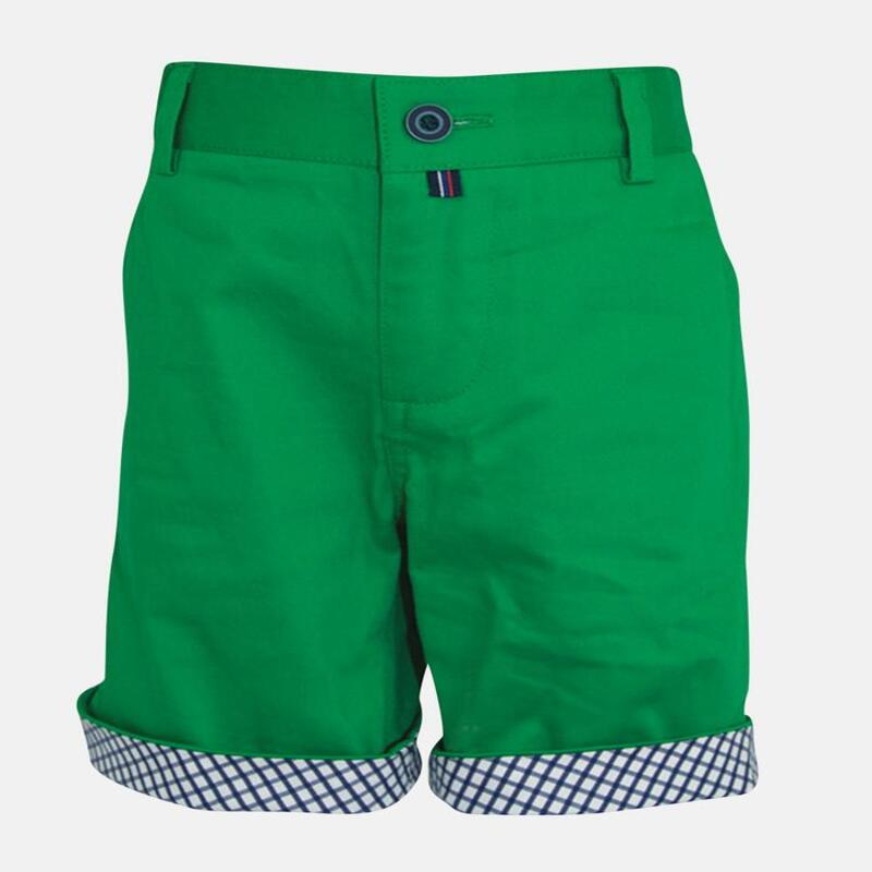 BUSTER: GREEN SHORTS
