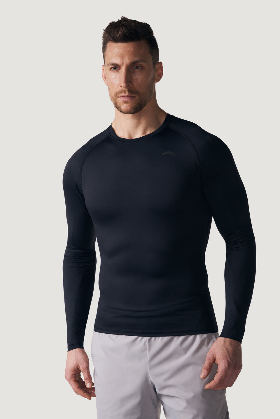 TMPL Sportswear Men's Progress Longsleeve Compression Jersey