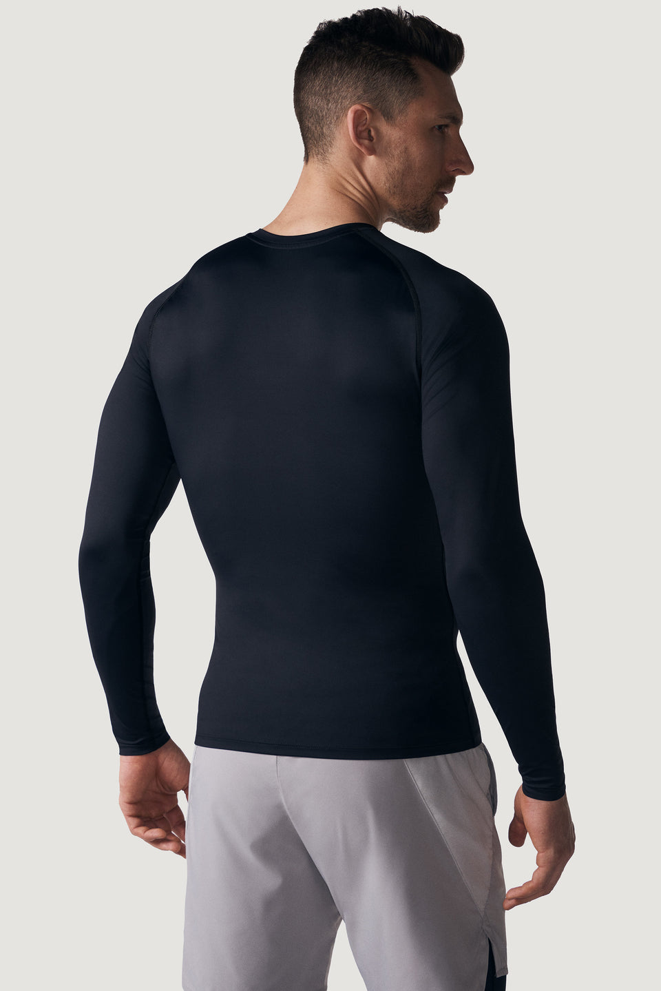 Progress Men's Longsleeve Compression Jersey