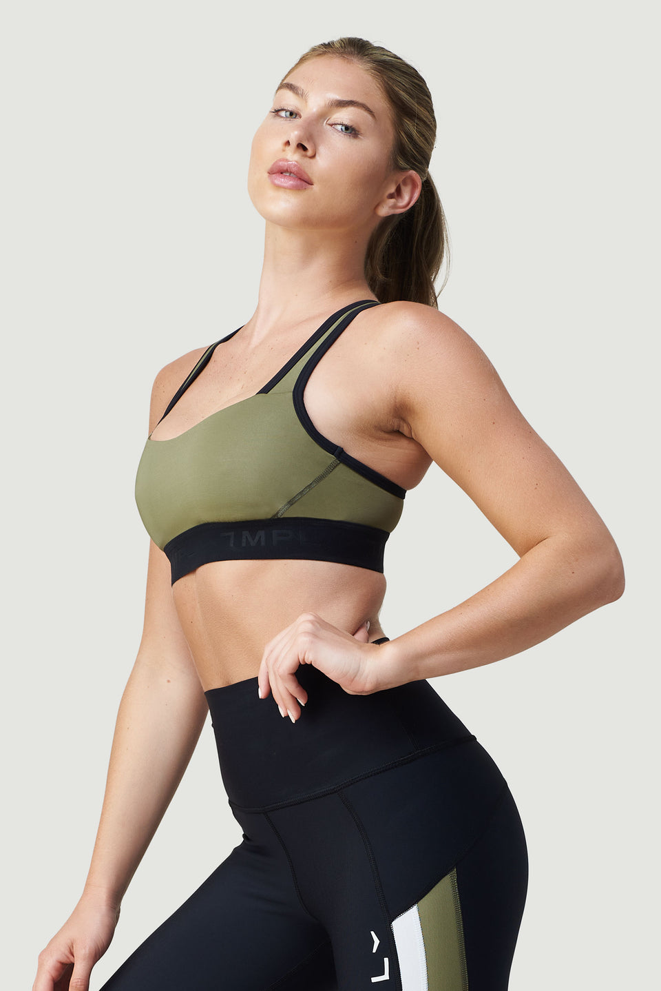 Awoke Women's High Impact Sports Bra