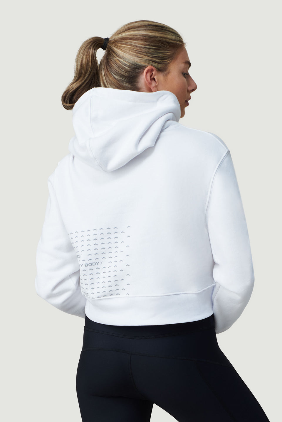 Halv Women's Crop Hoody