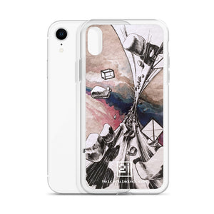 Motionless II iPhone Case