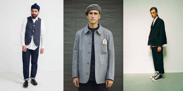 Merging Workwear With Minimalism