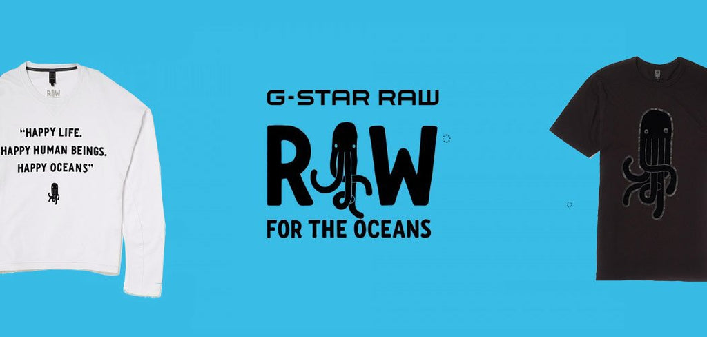 G-Star Raw X Pharrell Williams 'Raw For The Oceans'