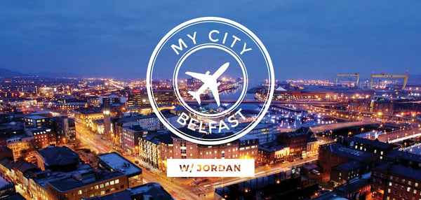 A Guided Tour of Belfast with Jordan