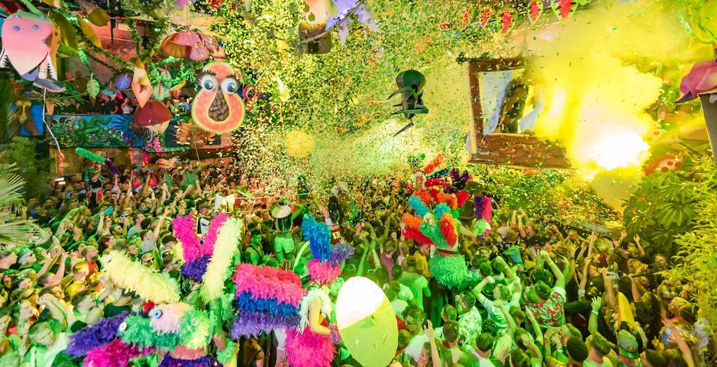 Elrow and Amnesia: A Match Made in Heaven