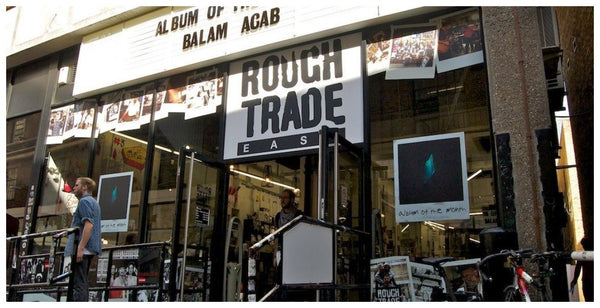Rough Trade: East London August Calendar