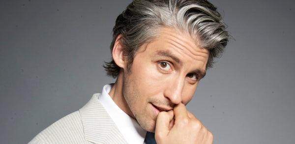 george lamb grey hair care|hair dying cover greys|George-Lamb grey hair hair dye|ryan gosling blonde hair ash dye|david beckham brown hair dark|eddie redmayne red hair|hair-dying-cover-greys|hair-dying-cover-greys-heathy hair