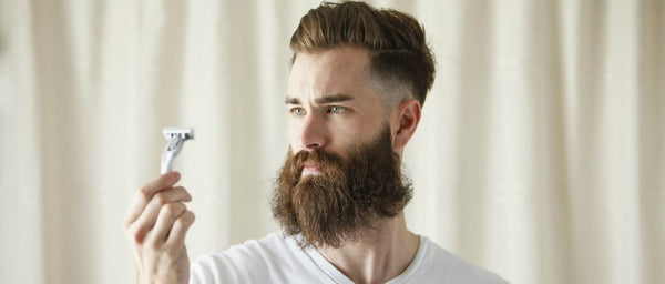 How to Shave off your Beard in 6 Steps