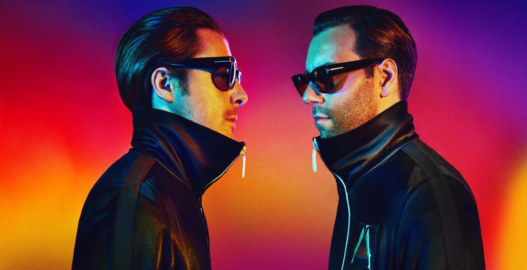 Axwell & Ingrosso Chat to The Idle Man