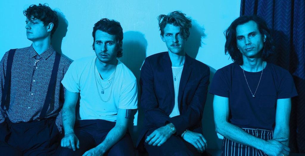 Foster The People Chat to The Idle Man