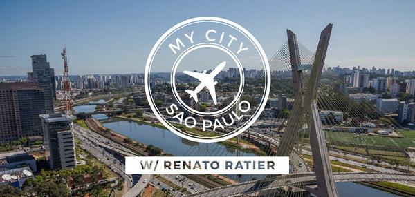 São Paulo City Guide with DJ & Producer Renato Ratier
