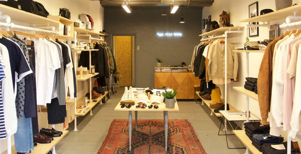The 5 Best Independent Men's Stores In London