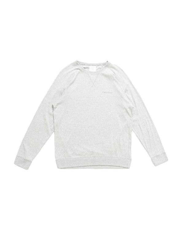 Calvin Klein - Underwear Long Sleeved Sweatshirt Grey
