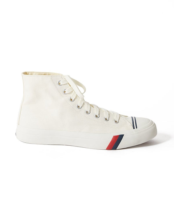 Pro Keds Royal - Hi Classic Canvas White