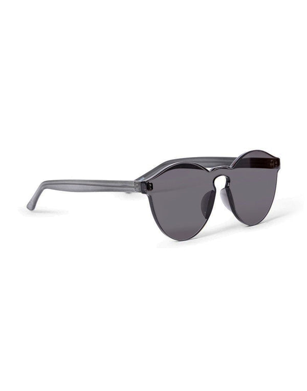 The Idle Man - Zero Frame Sunglasses Grey