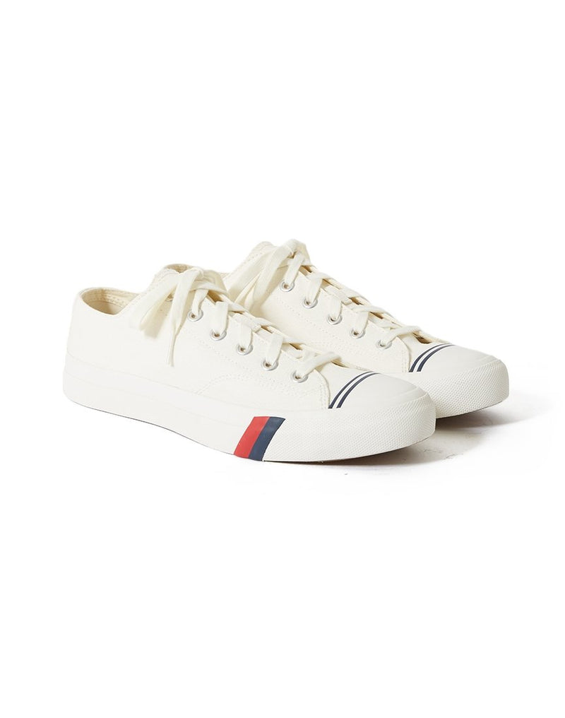 Pro Keds Royal - Lo Classic Canvas White