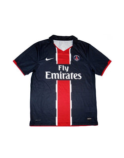 Classic Football Shirts - 2010-11 Paris Saint-Germain Away Shirt
