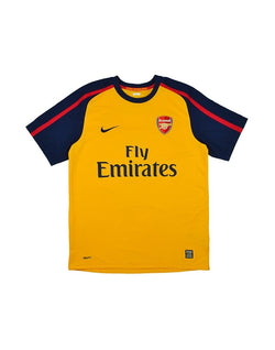 Classic Football Shirts - 2008-09 Arsenal Away Shirt