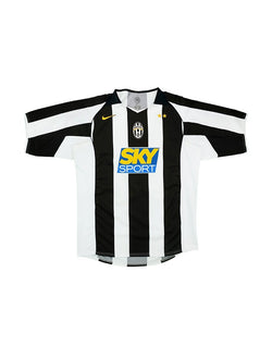Classic Football Shirts - 2004-05 Juventus Home Shirt
