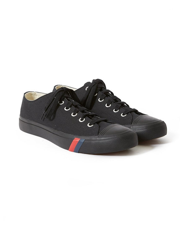 Pro Keds Royal - Lo Classic Canvas All Black