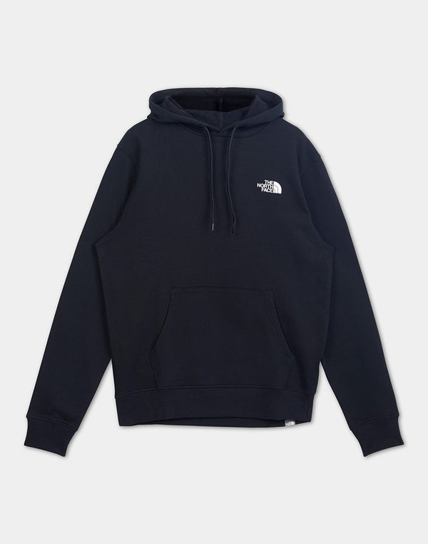 The North Face - Graphic Hoodie Black