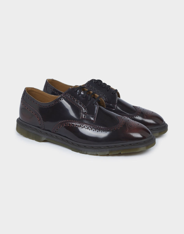 Dr Martens - Kelvin II Brogues Cherry Red