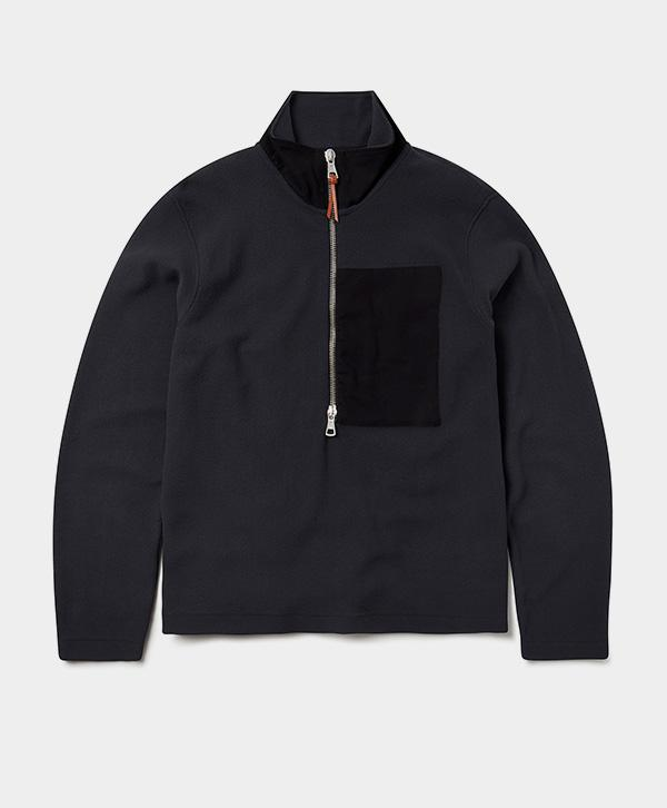 Albam - Sport Fleece Pullover Black