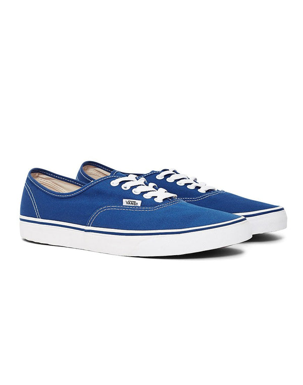 Vans - Authentic Plimsolls Blue