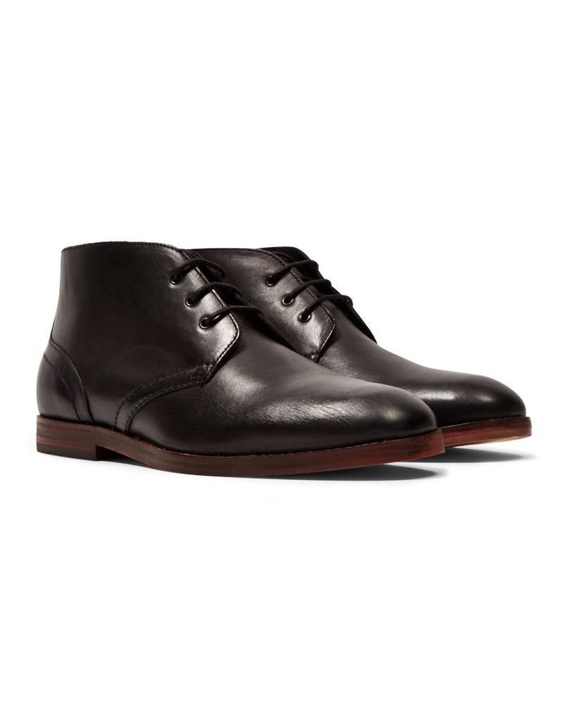 Hudson - Houghton Two Chukka Boot Black