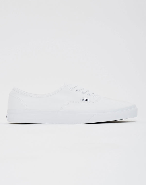 Vans - Authentic Trainer All White