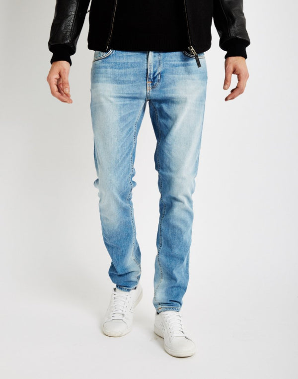 Nudie Jeans Co - Lean Dean Jeans Blue