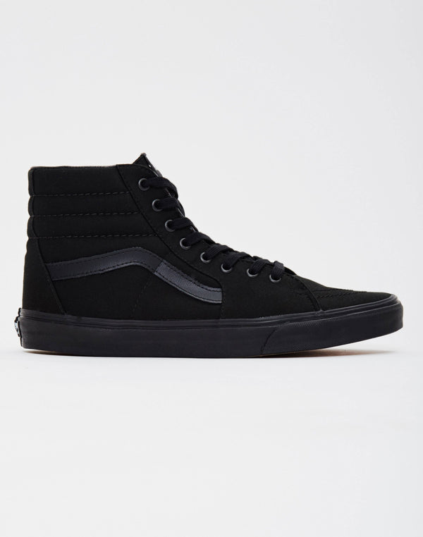 Vans - Sk8-Hi Trainers All Black