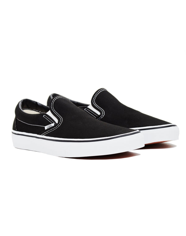 Vans - Slip-On Plimsolls Black