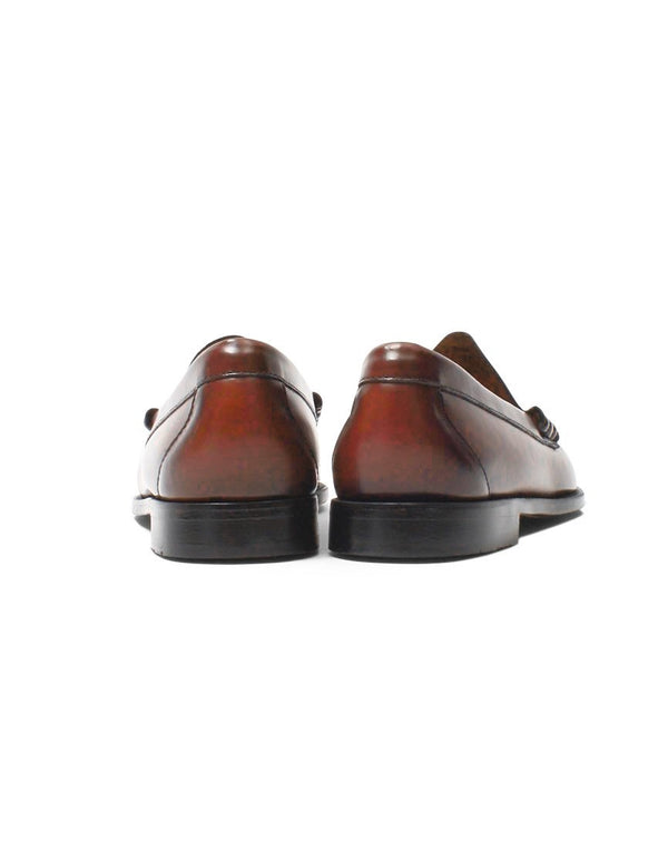 G.H. Bass & Co. - Weejuns Classic Penny Loafer Burgundy
