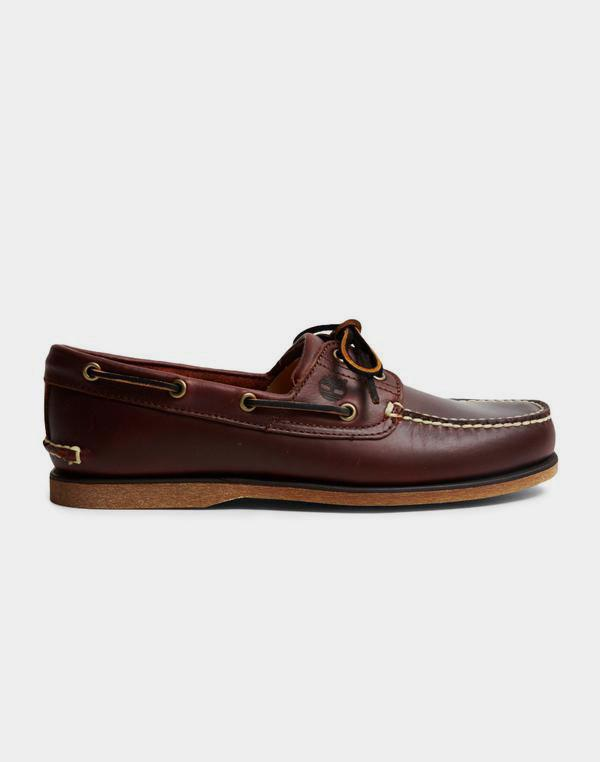 Timberland - Classic Boat Shoes Brown with Gum Sole