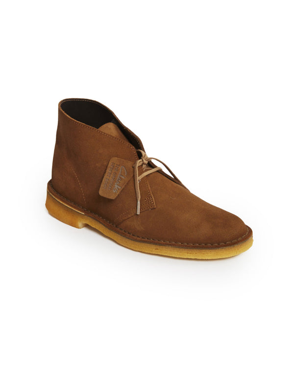 Clarks Originals - Desert Boot Brown