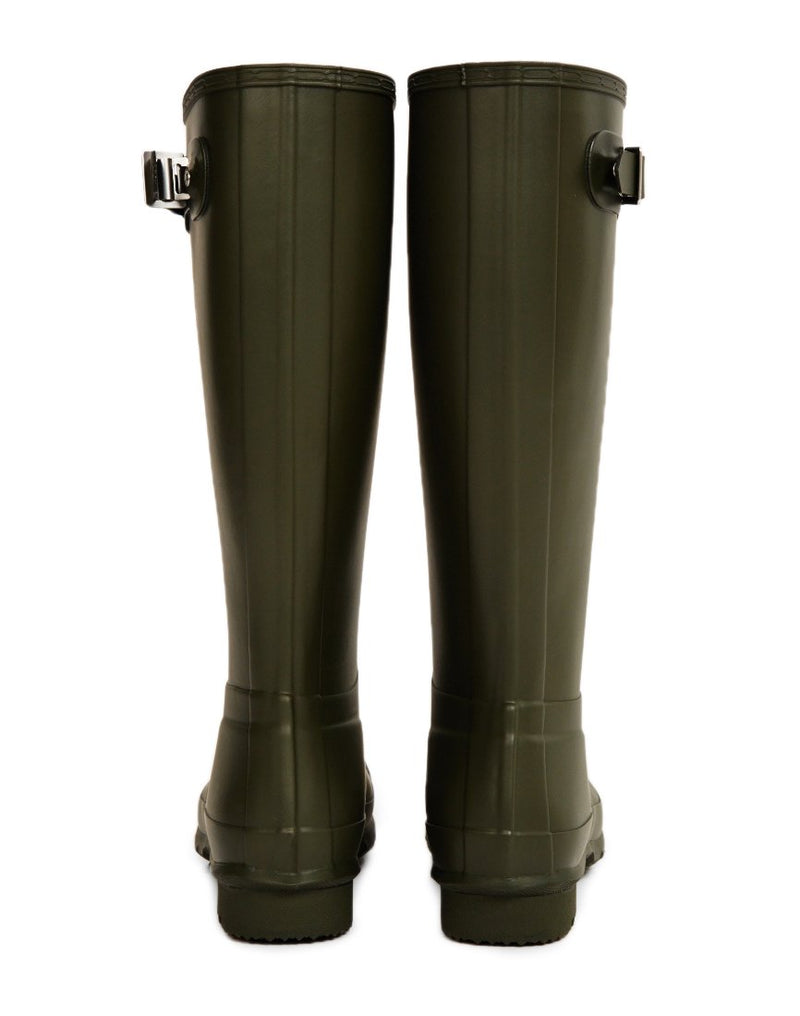 Hunter Original - Tall Rain Boot Green