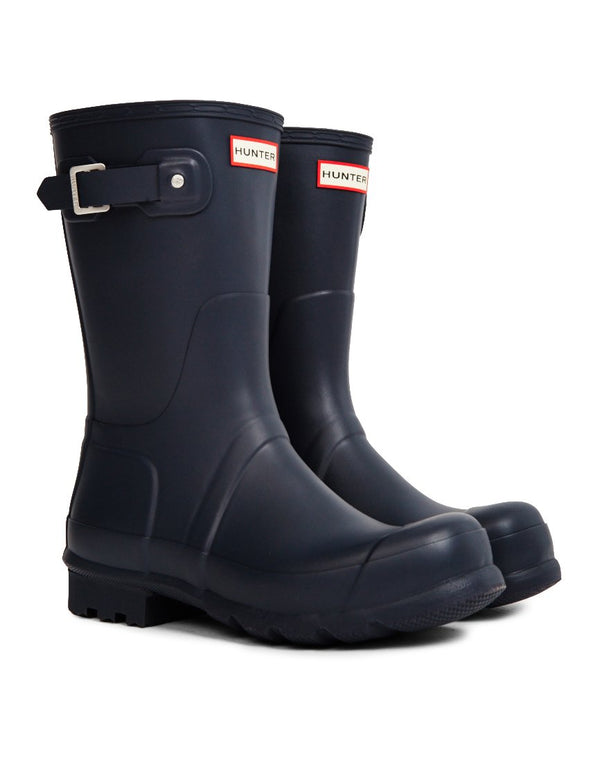 Hunter Original - Short Rain Boot Navy