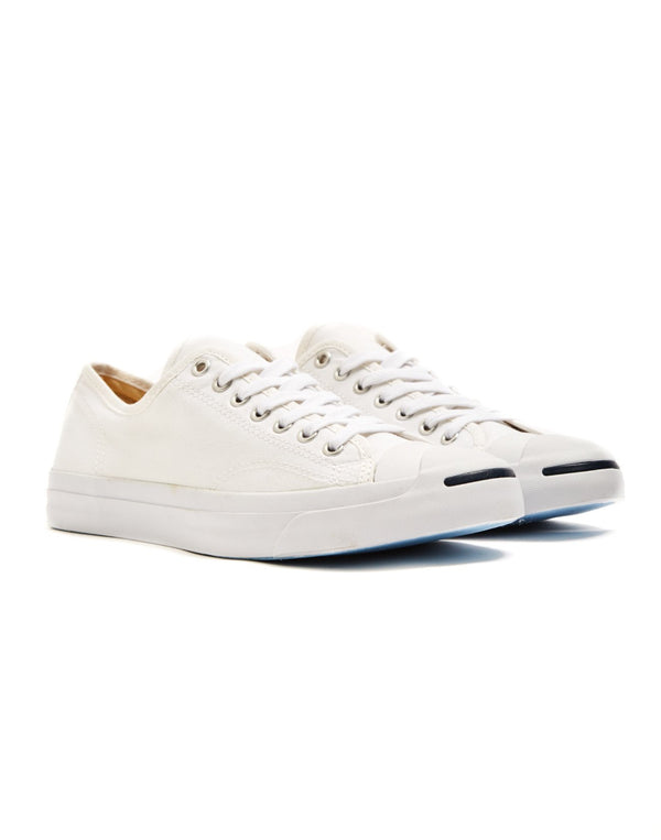 Converse - Jack Purcell Canvas Trainer White