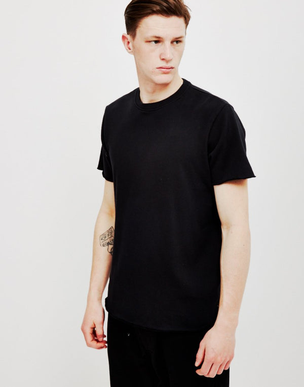 Edwin - Terry T-Shirt Black