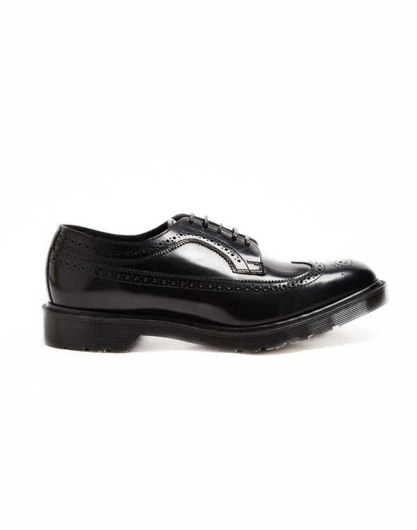 Dr Martens - Made In England Classic Brogue Shoe Black