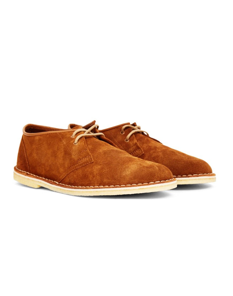 Clarks Originals - Jink Suede Shoe Brown