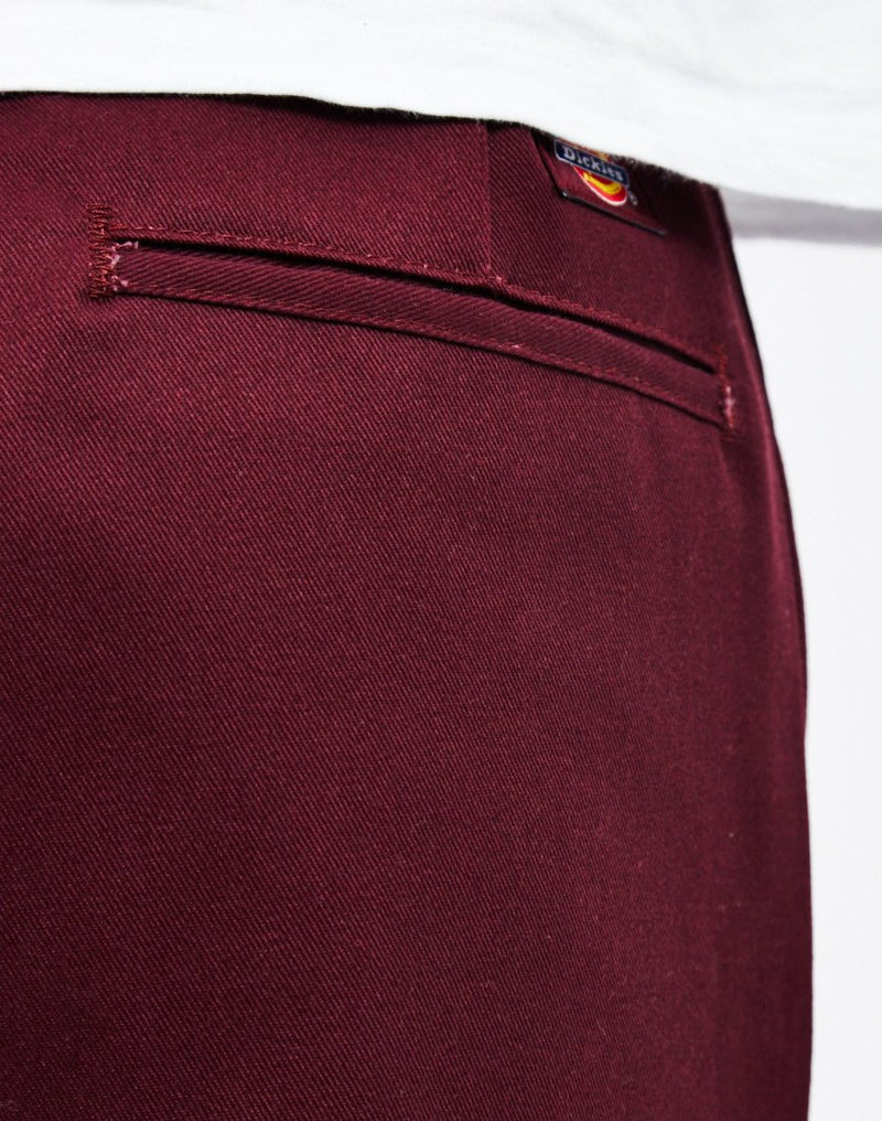 Dickies - Original 874 Workpant Maroon - Burgundy - 32S
