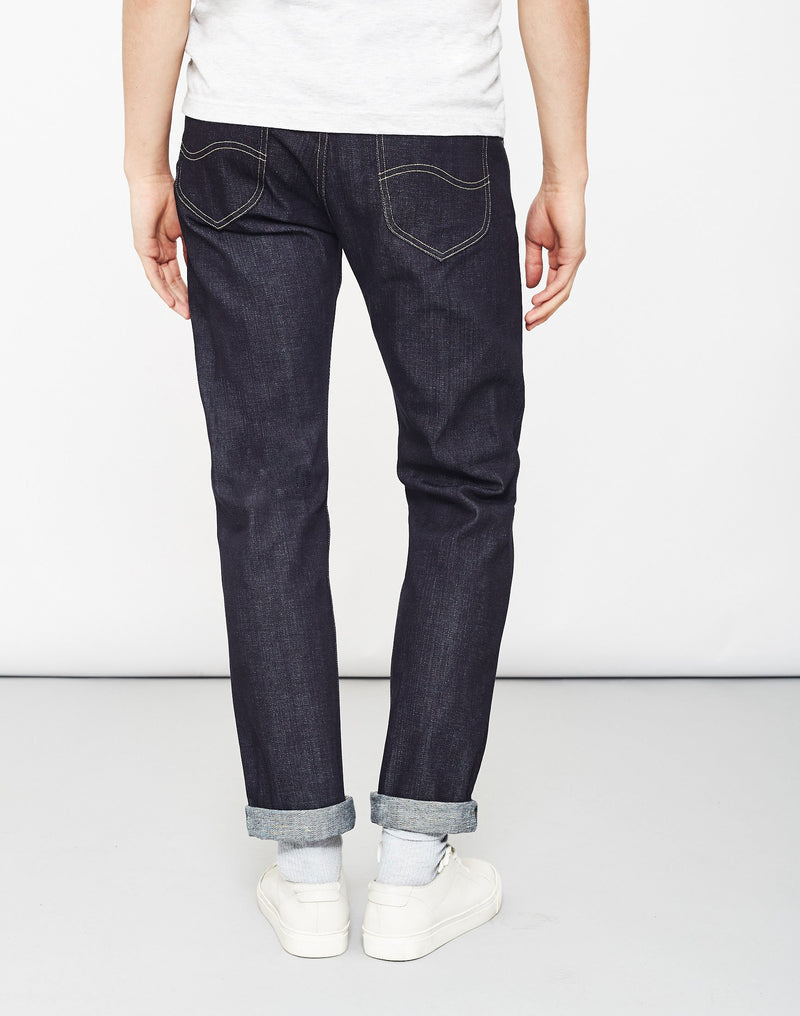 Lee 101 - Rider Selvedge Slim Fit 12oz Dry Kurabo Jeans