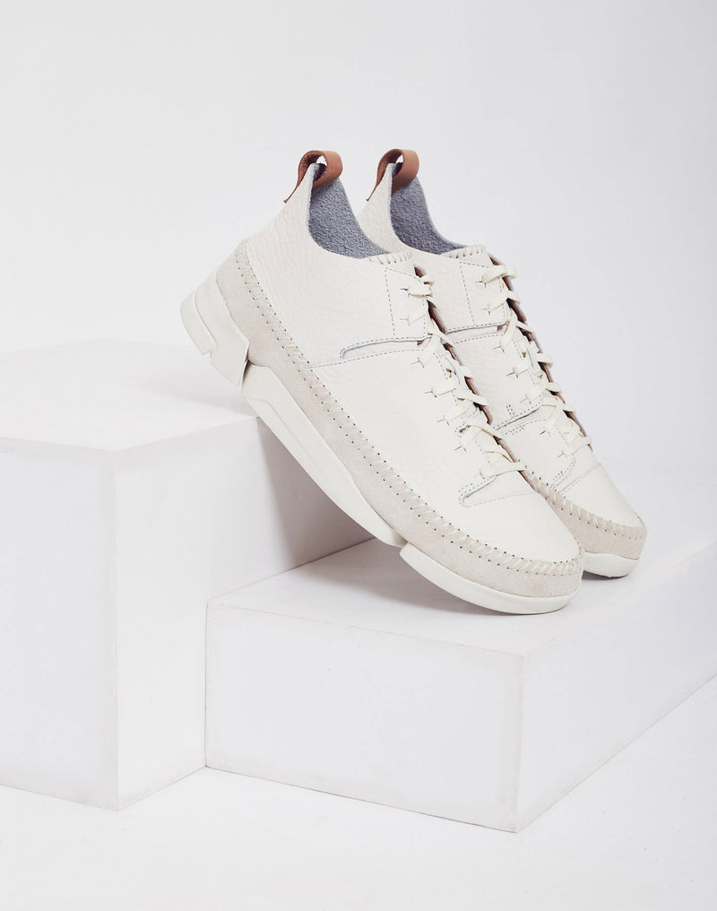 Clarks Originals - Trigenic Flex Trainer White